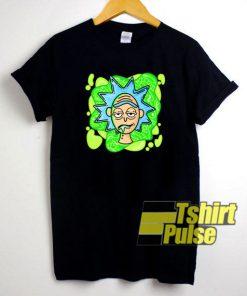 Portal Rick Graphic t-shirt for men and women tshirt