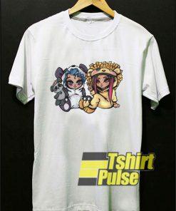Quarantine Love t-shirt for men and women tshirt
