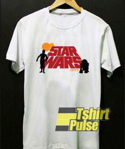 Retro Star Wars t-shirt for men and women tshirt