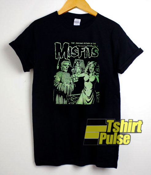 Return Of The Misfits t-shirt for men and women tshirt