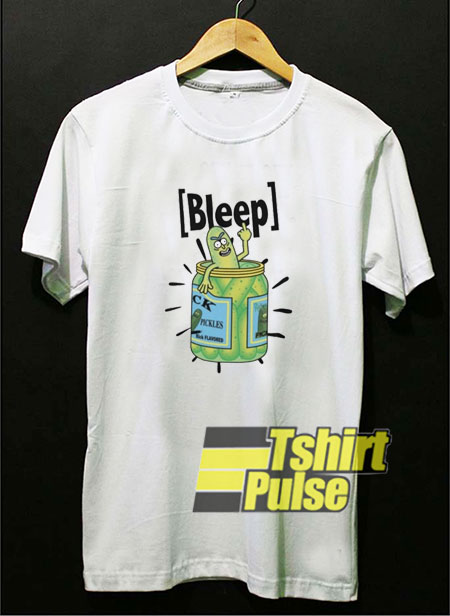 Rick & Morty I'm a Bleep Pickle t-shirt for men and women tshirt