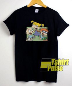Rugrats Angelica Tommy And Chuckie t-shirt for men and women tshirt