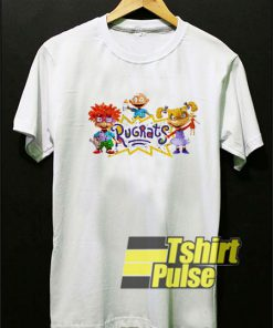 Rugrats Distressed t-shirt for men and women tshirt