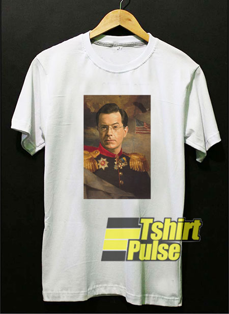 Stephen Colbert 19th Century t-shirt for men and women tshirt