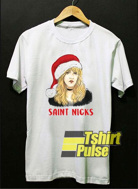 Stevie Nicks Christmas t-shirt for men and women tshirt
