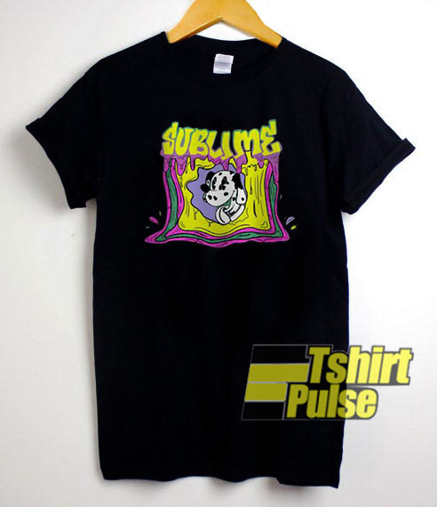 Sublime Lou Dog Daily t-shirt for men and women tshirt