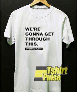 Team Kentucky Andy Beshear t-shirt for men and women tshir