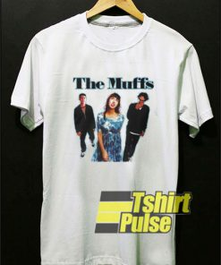 The Muffs Graphic t-shirt for men and women tshirt