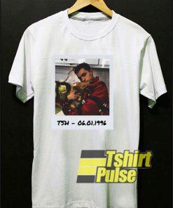 Tom Holland Polaroid t-shirt for men and women tshirt