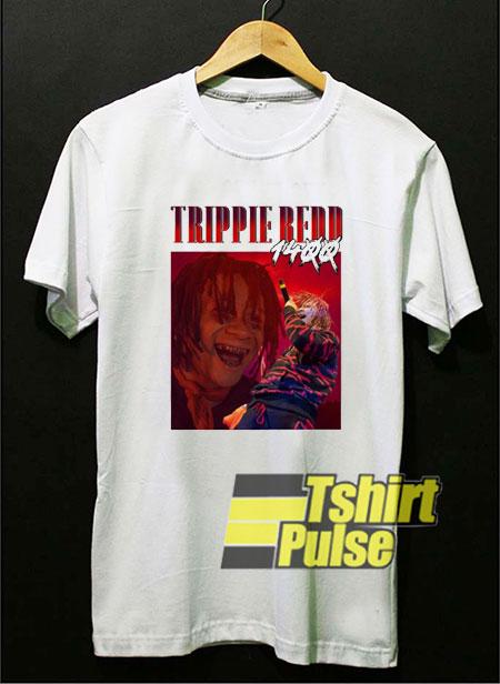 Trippie Redd Hip Hop t-shirt for men and women tshirt