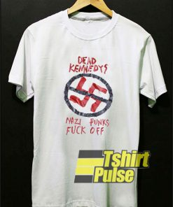 Vintage 80's Dead Kennedys t-shirt for men and women tshirt