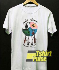 Vintage Neil Young 1993 t-shirt for men and women tshirt