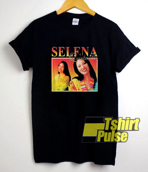 Vintage Selenas Quintanilla Love t-shirt for men and women tshirt