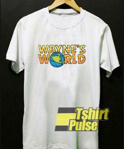 Wayne's World Art t-shirt for men and women tshirt