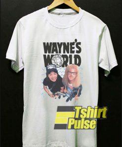 Wayne's World Film t-shirt for men and women tshirt