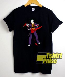 Joker And Harley Quinn Dancing t-shirt for men and women tshirt