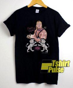 Owen Hart King Of Harts t-shirt for men and women tshirt