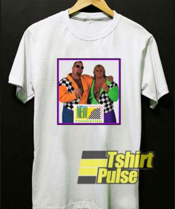 Owen Hart and Jim Neidhartn t-shirt for men and women tshirt