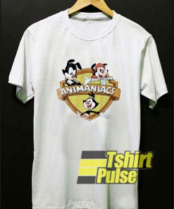 Animaniacs Logo Warner Brothers t-shirt for men and women tshirt