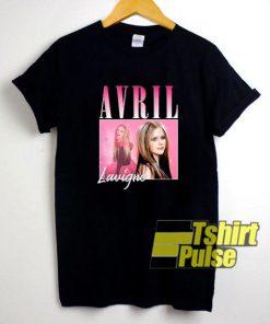 Avril Lavigne Singer t-shirt for men and women tshirt