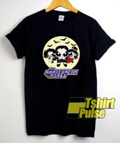 Beetlejuice Powerpuff Girls Vintage t-shirt for men and women tshirt