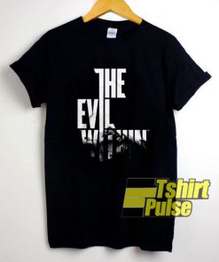Bethesda The Evil Within t-shirt for men and women tshirt