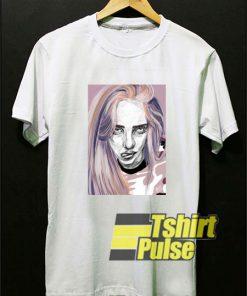 Billie Eilish Painting Art t-shirt for men and women tshirt
