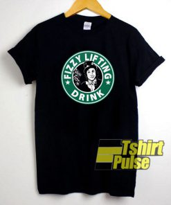 Fizzy Lifting Drink Starbucks t-shirt for men and women tshirt