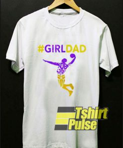 #Girldad Kobe t-shirt for men and women tshirt