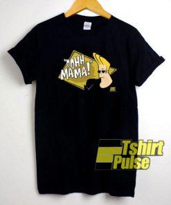 Johnny Bravo Oohh Mama! t-shirt for men and women tshirt