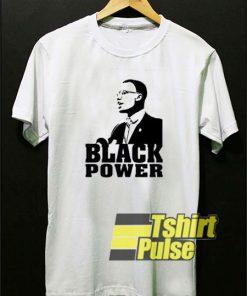 Malcolm X Black Power t-shirt for men and women tshirt