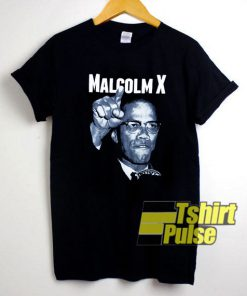 Malcolm X Vintage Official t-shirt for men and women tshirt