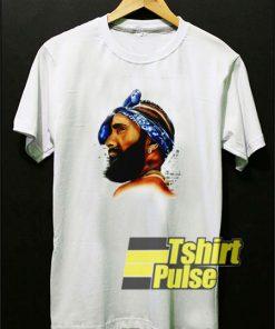 Nipsey Hussle Graphic Hip Hop t-shirt for men and women tshirt