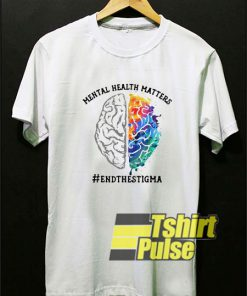 Official Mental Health Matters t-shirt for men and women tshirt