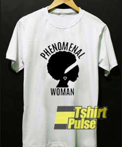 Phenomenal Woman Art t-shirt for men and women tshirt
