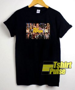 Pulp Fiction 1994 Movie t-shirt for men and women tshirt
