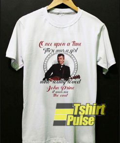 Really Love John Prine t-shirt for men and women tshirt