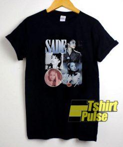 SADE Love Rock Tour t-shirt for men and women tshirt