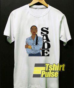 Sade Cartoon Graphic t-shirt for men and women tshirt