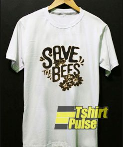 Save The Bees Official t-shirt for men and women tshirt