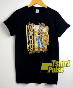 Sheriff Woody Toy Story t-shirt for men and women tshirt