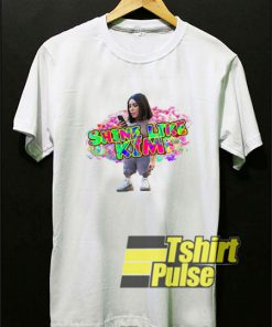 Shine Like Kim Kardashian t-shirt for men and women tshirt