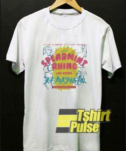 Spearmint Rhino Las Vegas t-shirt for men and women tshirt