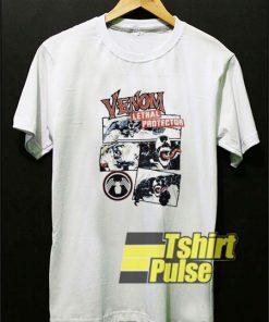Vintage Venom Lethal Protector Comic t-shirt for men and women tshirt