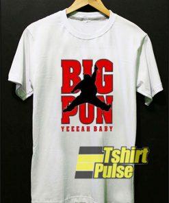 Yeah Baby Big Pun Rapper t-shirt for men and women tshirt