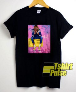 Young Thug Rapper Colorful t-shirt for men and women tshirt