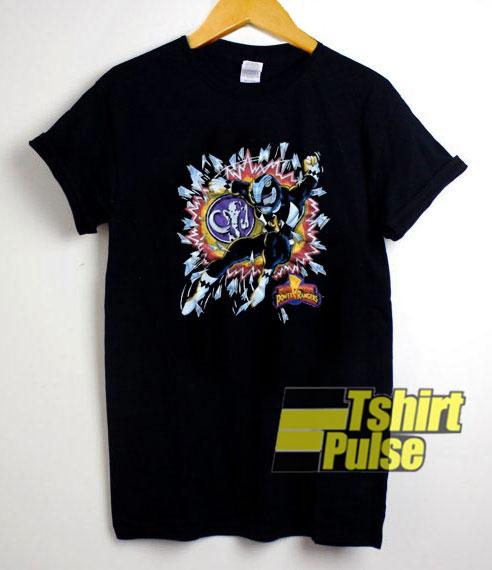 1994 Mighty Morphin Power Rangers t-shirt for men and women tshirt