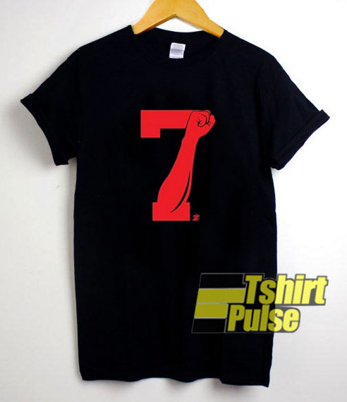 7 Fist Up t-shirt