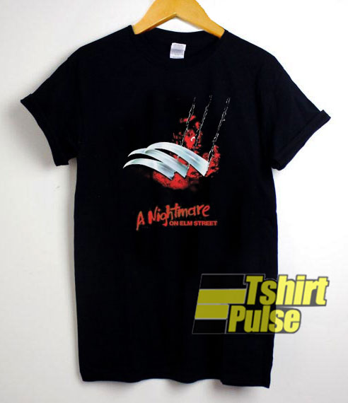 A Nightmare On Elm Street t-shirt for men and women tshirt