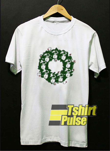 A Wreath Ugly Franklin t-shirt for men and women tshirt